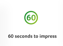 60 Seconds To Impress